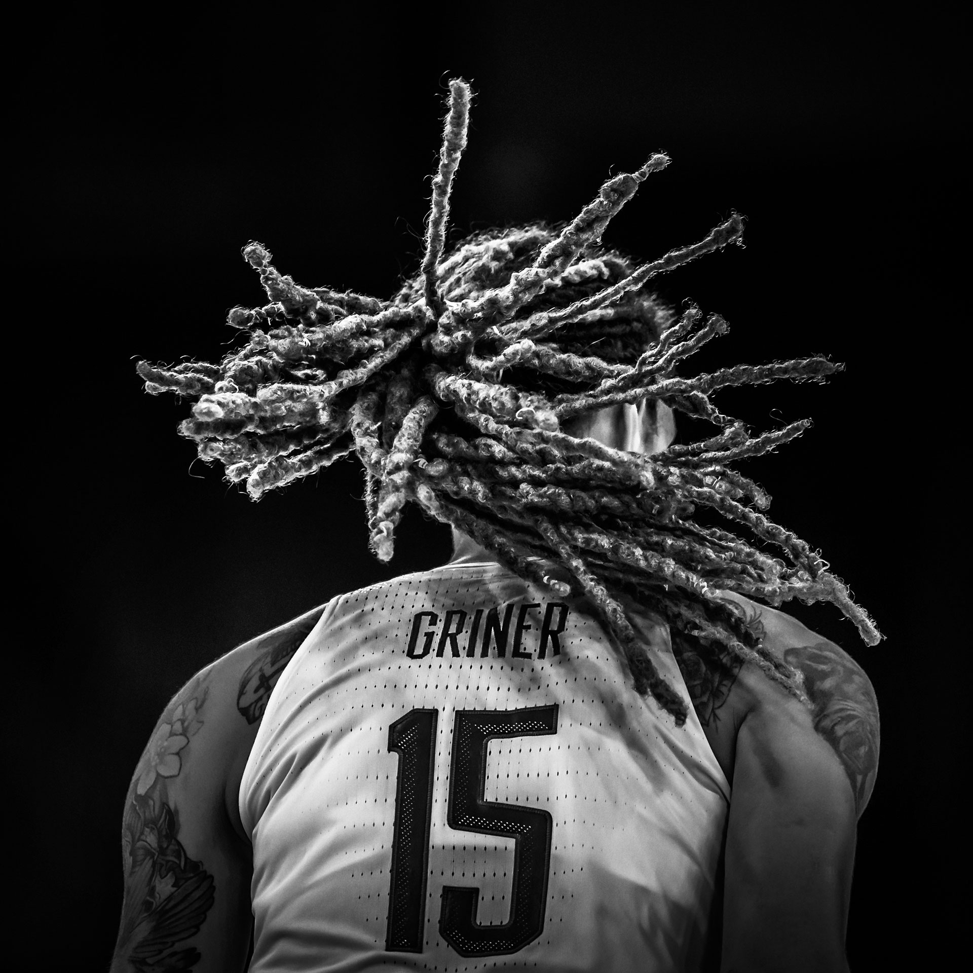 Brittney Griner of USA