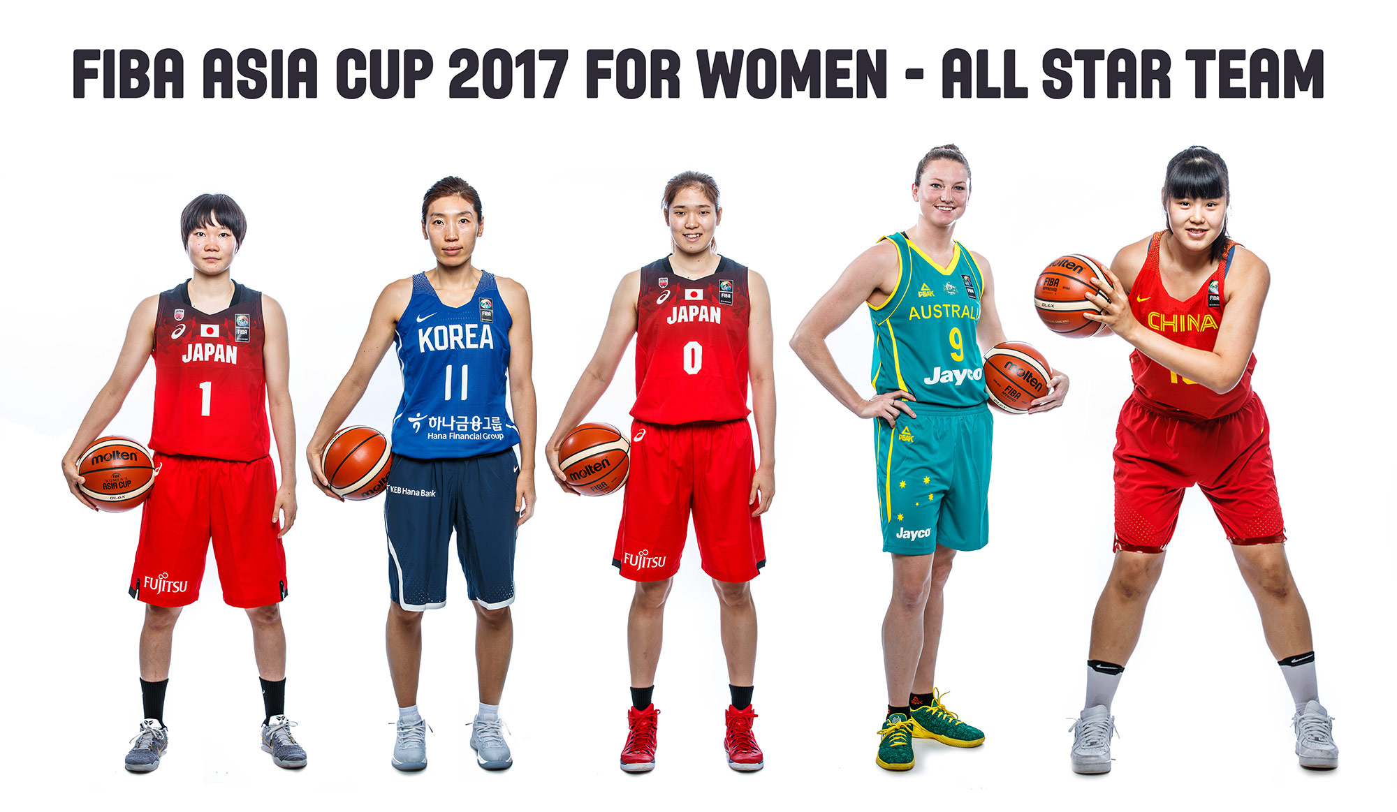 FIBA Asia Cup 2017 For Women