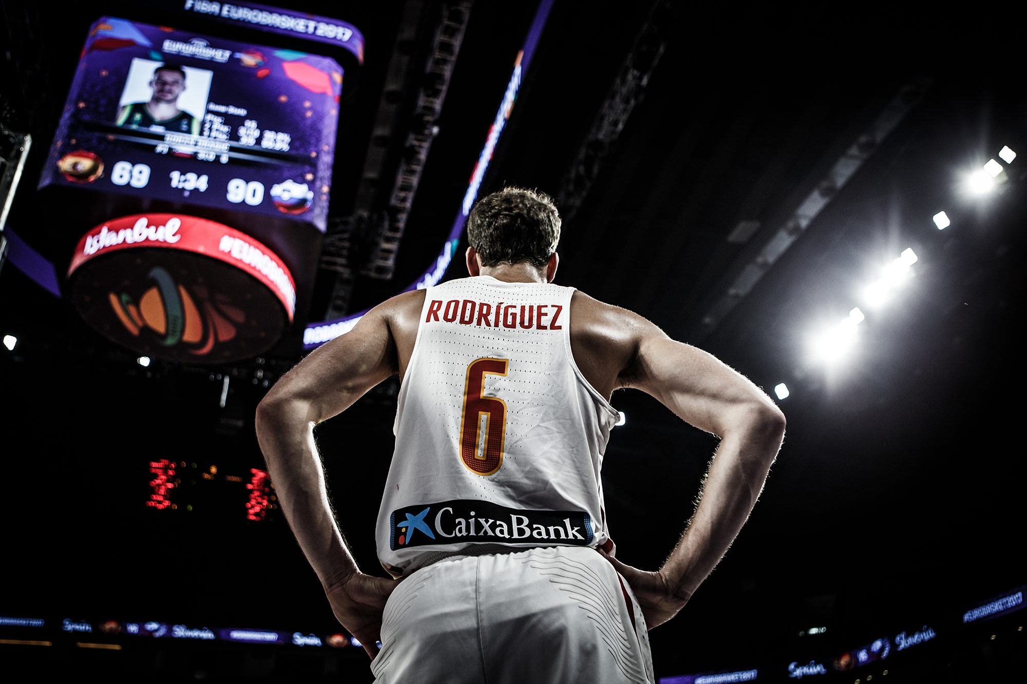 6 Sergio Rodriguez (ESP)