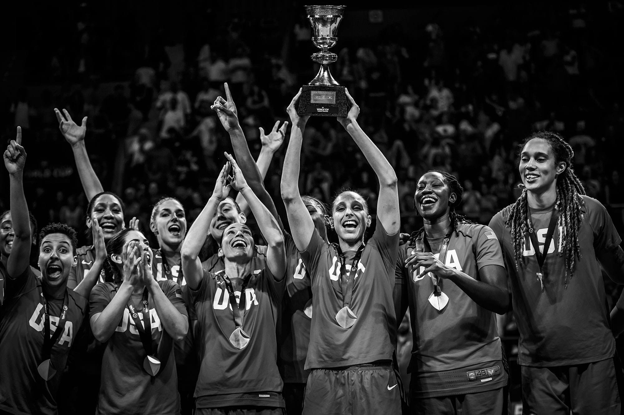 FIBA Women's Basketball World Cup 2018 Champions