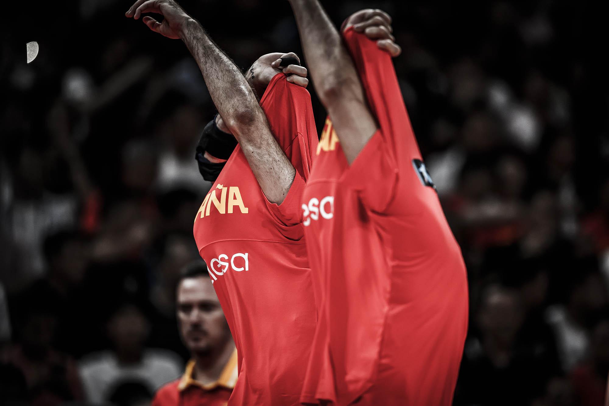 Spain getting ready